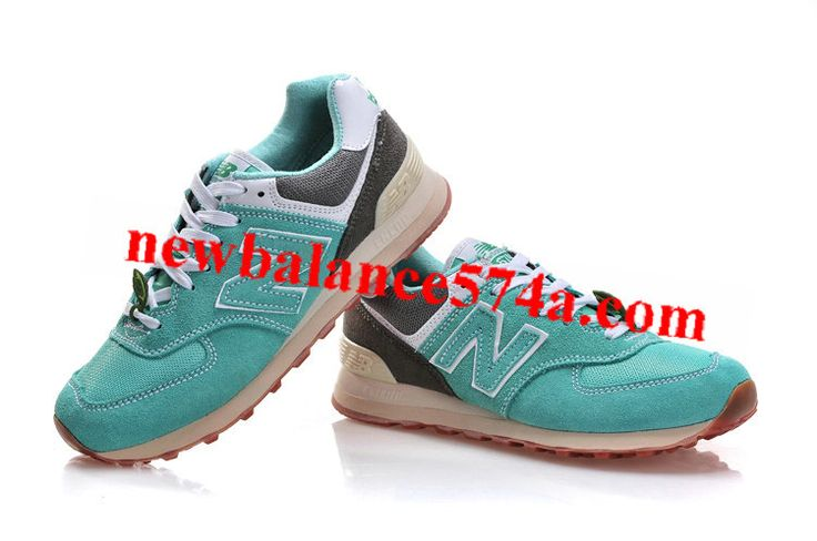 New Balance ML574MO Green Yellow Red
