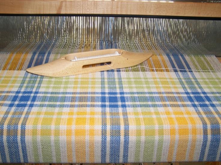 Plaid Towels