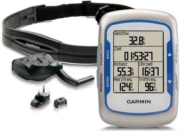 LOWEST EVER AMAZON PRICE Garmin Edge 500 Bike GPS with H/R monitor RRP £219.99 NOW £119.99