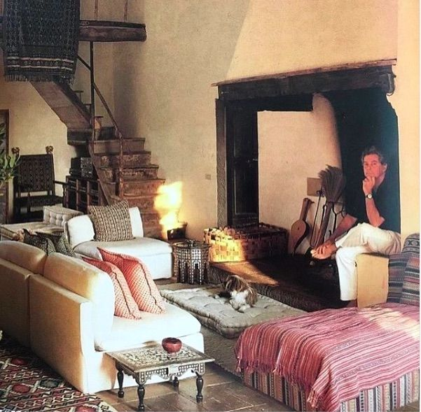 teddy millington drake's home in tuscany