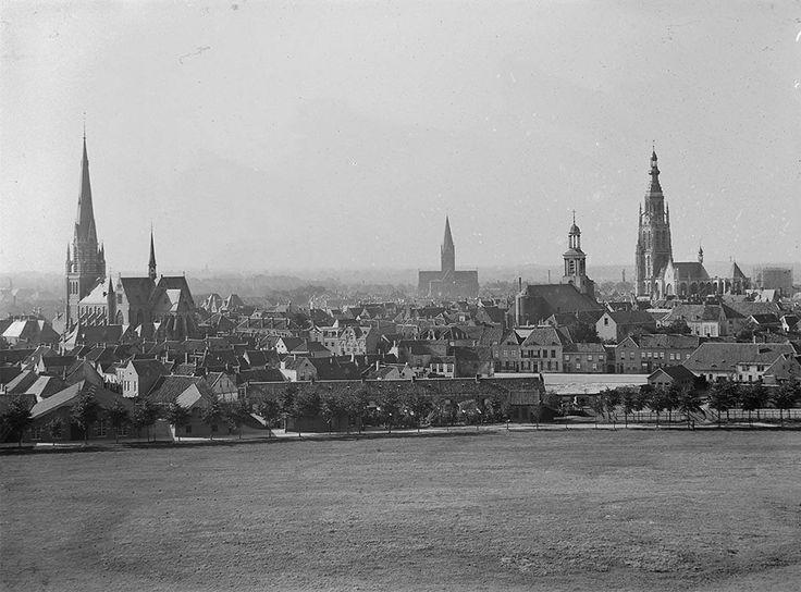 Kerken in de jaren 70 In Breda