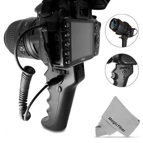 Hand Held Pistol Grip Trigger Shutter Release For Nikon