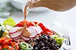 Spicy hot and full of flavor, this creamy, vegan chipotle dressing is surprisingly low in fat and calories.