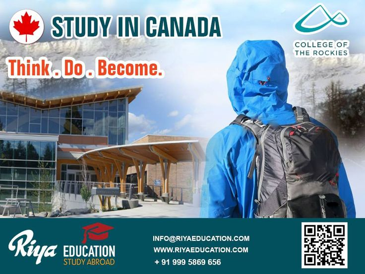 Study in Canada !!! For expert guidance walk in to our nearest office http://riyaeducation.com/contact/