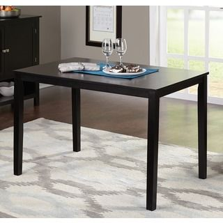 Simple Living Havana Carson Large Dining Table | Overstock.com Shopping - The Best Deals on Dining Tables