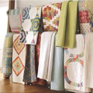 Pottery Barn Quilts
