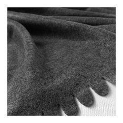 IKEA - POLARVIDE, Pledd, , Fleecepleddet føles mykt mot huden og kan maskinvaskes.