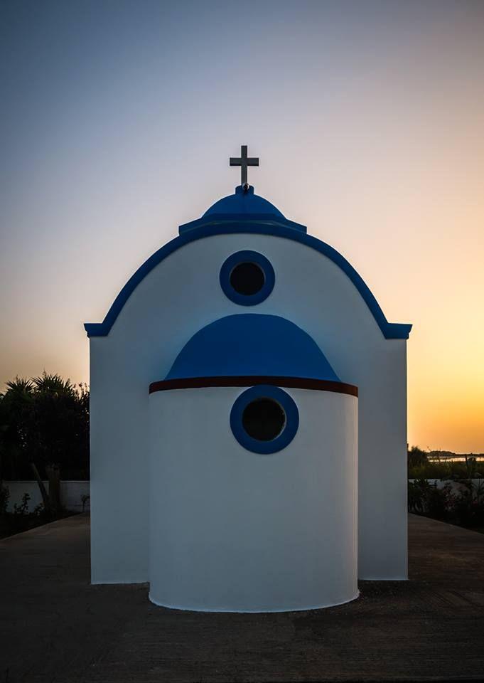 Chapel in Kos (photo by Marco Hoffmann)