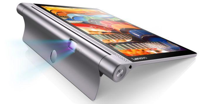 Lenovo Yoga Tab 3 Pro, Tab Dengan Baterai dan Proyektor Tahan Hingga 18 Jam | Berita Digital Kalteng