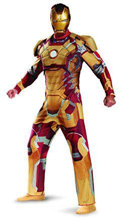 Iron Man 3 Costume