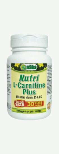 Naka Nutri L-Carnatine Plus. Try Nutri L-Carnitine Plus today for weight management and improved physical performanceNutri L-Carnitine Plus will become an essential supplement for helping you burn fat and improve performance.