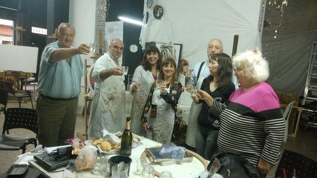 Graciela BOVETTI: Champagne  & Art