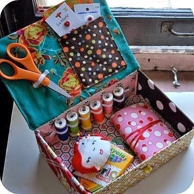 50 Ideas to Reuse Shoe Boxes | Do it yourself ideas and projects