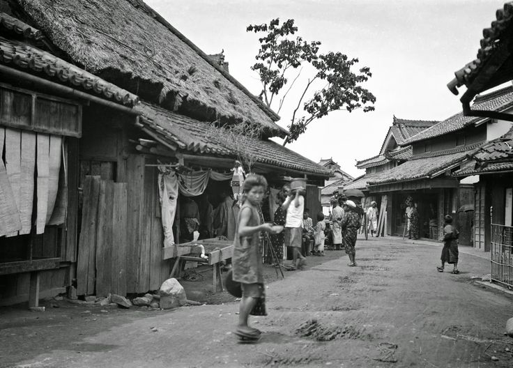 History in Photos: Arnold Genthe - Japan