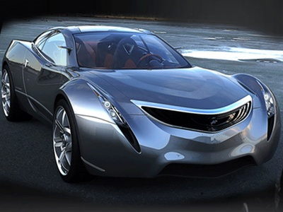 Awesome Ferrante Sports Concept Car! Cars