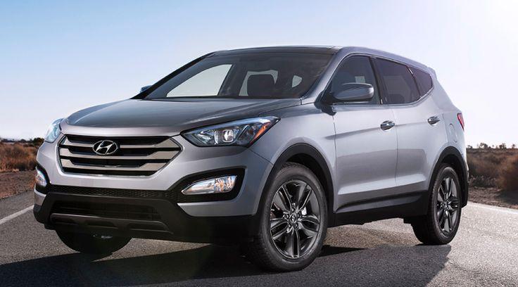 2012 Hyundai Santa Fe Debut at New York Motor Show. Read more details at www.taggarts.co.uk/hyundai/news/hyundai-santa-fe
