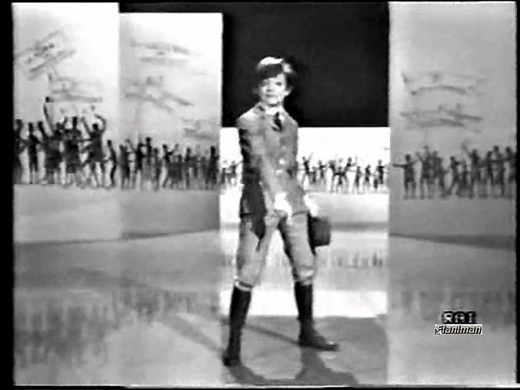 ♫ Rita Pavone ♪ Viva La Pappa Col Pomodoro ♫ Video & Audio Restaurati