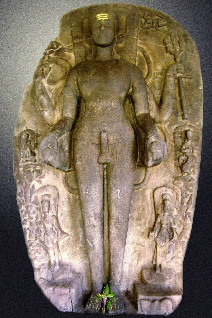 """kailasanath:  """" Śivottama – Śiva the Best  An austere ithyphallic icon of four-armed (caturbhuja) Lord Śiva from Deopani near Diphu in the Brahmaputra valley of Assam, the ancient land of Kāmarūpa, and an important centre of Tāntrika worship.  Presently..."""