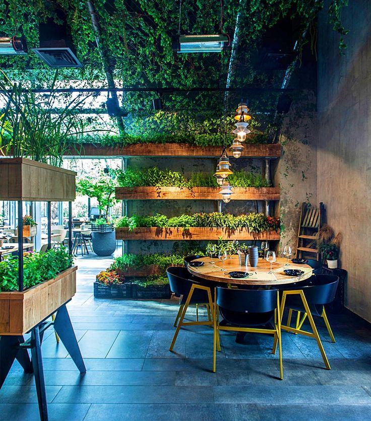 Studio Yaron Tal have designed the Segev Kitchen Garden