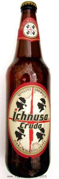 Birra Ichnusa Cruda - jetzt bestellen und den Sommer genießen www.tiposarda.de