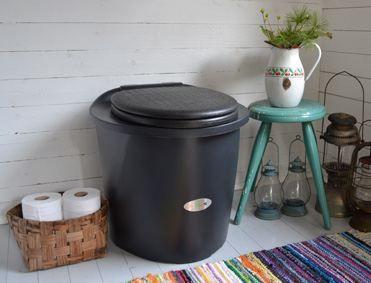 UUTUUS: Biolan Simplett ‒ helppokäyttöinen kuivakäymälä - Biolan Oy