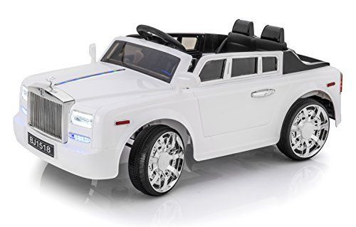 Luxury Super Car Rolls Royce Phantom Style 12v Remote Controled Ride On Electric Toy For