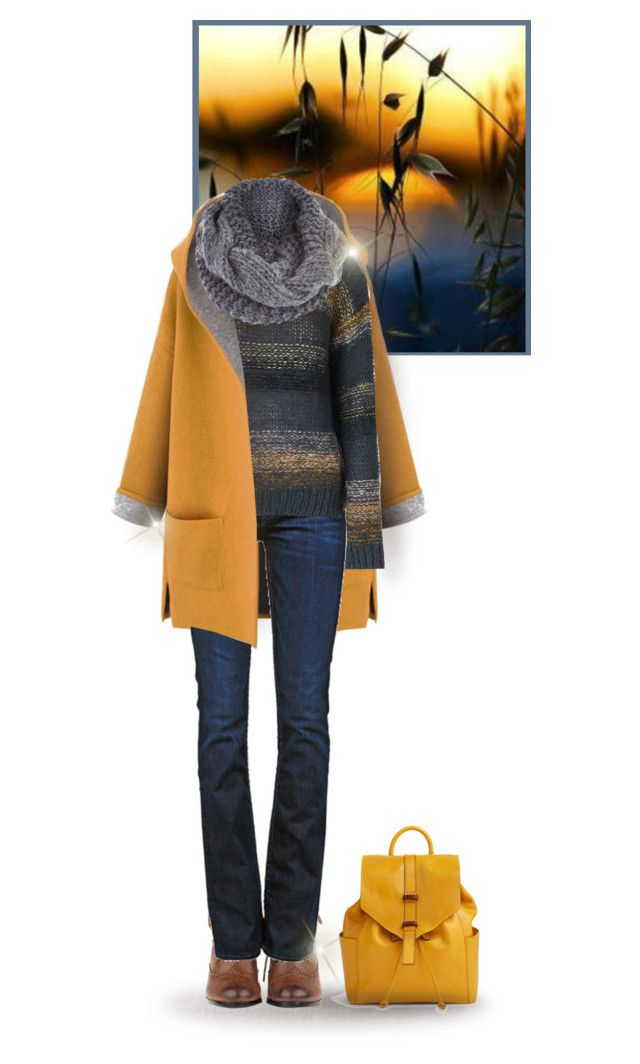 Autumn Evenings by renna-ravenwood on Polyvore featuring polyvore, fashion, style, Nümph, True Religion, Vera Bradley, River Island and clothing