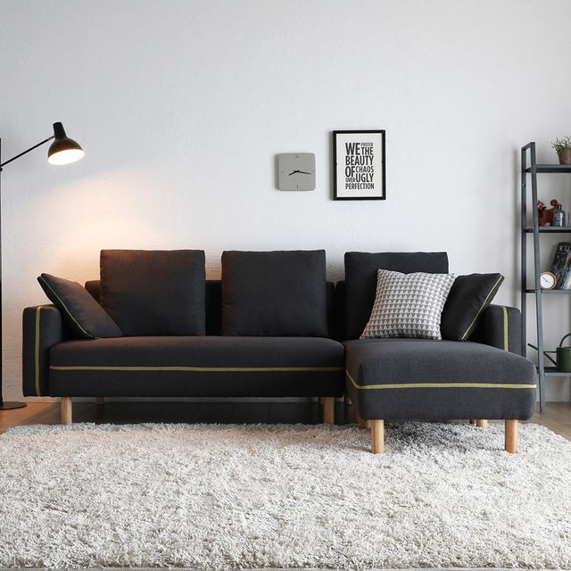 Source New Model Italian Wooden Legs Corner L Shaped Sofa Bed Factory Direct On M Alibaba Com L Shaped Sofa Sofa Design L Shaped Sofa Bed