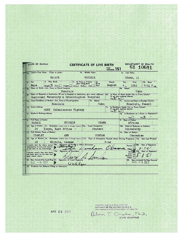 "President Obama's Long Form Birth Certificate by White House via slideshare  There are days when I wish all the ""birthers"" would get their comeuppance in some form of computer game...  ...and geeks could devise alll manner of --oh, let's not call it torture... ...let's call it 'foreplay' instead-- like a cat playing with a mouse before the execution."