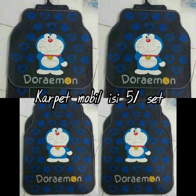 #karpet #mobil #doraemon @ 325.000