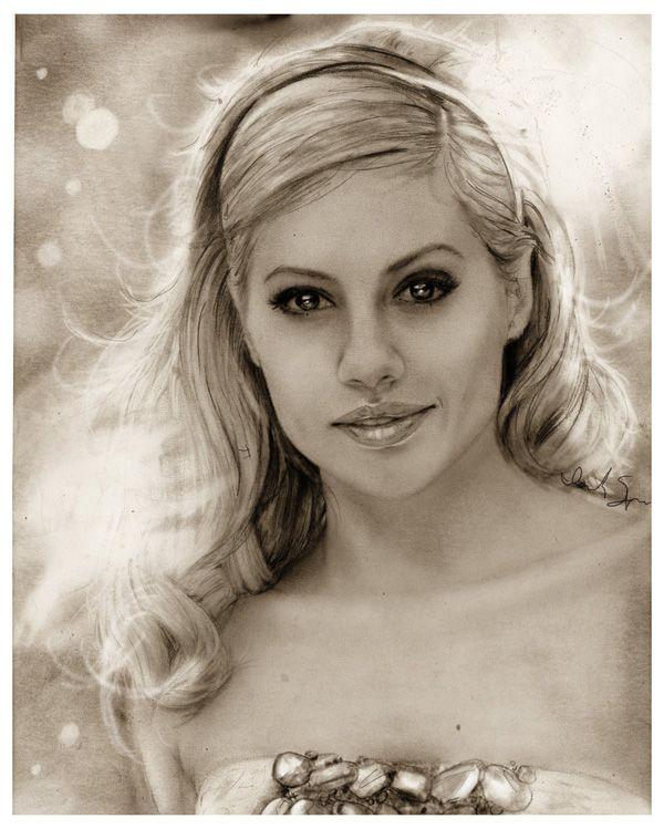 Pencil Drawing By Isaiah Stephens Isaiah Stephens Portrait Portraiture