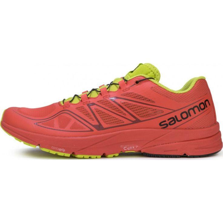 Ανδρικό Αθλητικό Παπούτσι running SALOMON SONIC PRO 391865