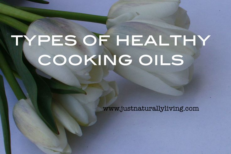 """Do you ever get overwhelmed by the amount of cooking oils you find down the """"oil…"""