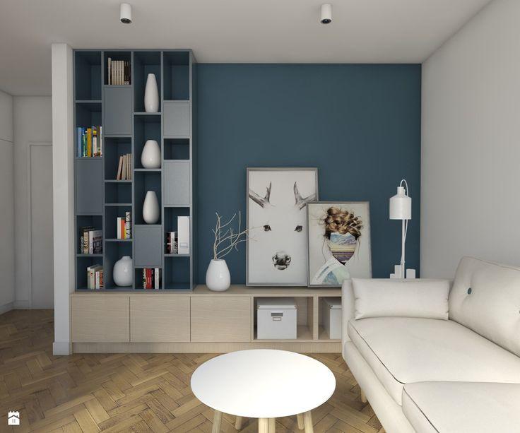 Salon styl Skandynawski - zdjęcie od Studio Monocco - Salon - Styl Skandynawski - Studio Monocco