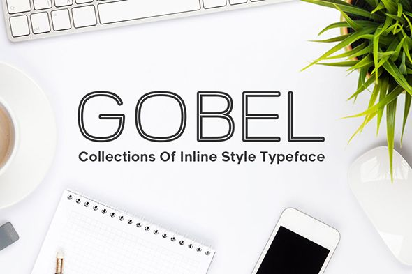 Gobel - Sans-Serif Fonts