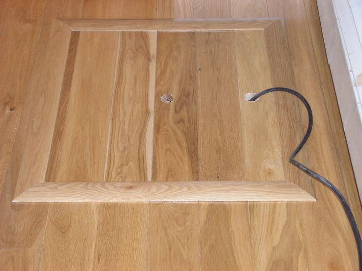 Kitchen Trap Door