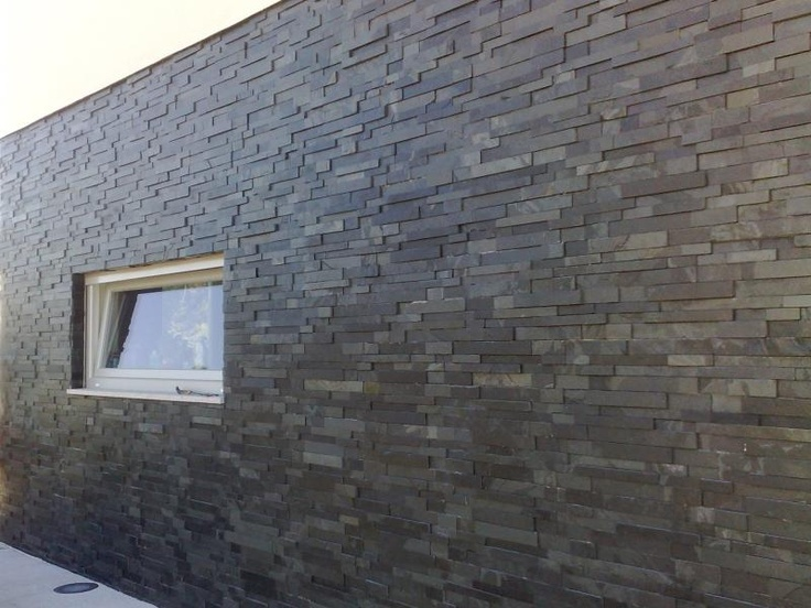 Mrs Stone Store | Products | MO060 | Stepped Slate Wall Cladding ...