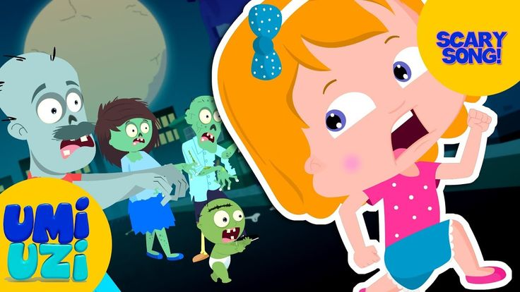 Umi Uzi | Zombie Town | Scary Nursery Rhymes | Songs For Kids | Videos For Children And Babies #umiuzi #umiuzirhymes #umiuzisongs #kidsvideos #scaryvideos #parenting #kids #fun #playtime #entertainment