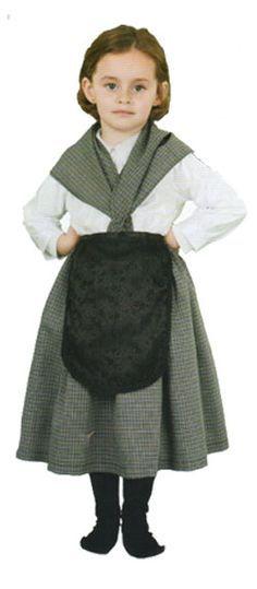 disfraz de castañera