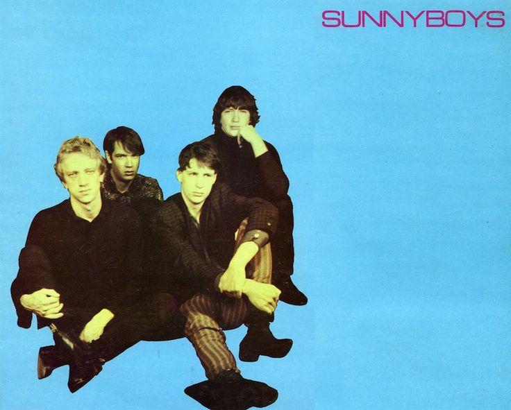 sunnyboys / Aussie rock band