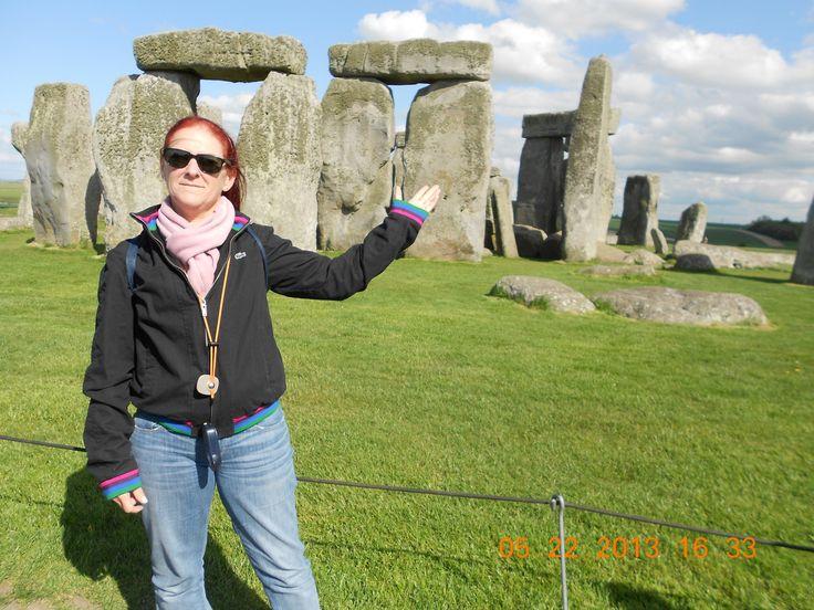Fotografía: Viviane S Denardi - Stonehenge
