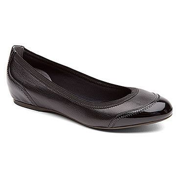 Rockport Women's Total Motion Crescent Cap Toe