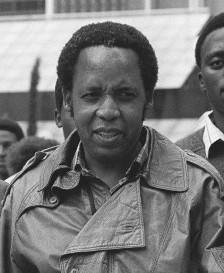 Chris Hani: Leader of the South African Communist Party