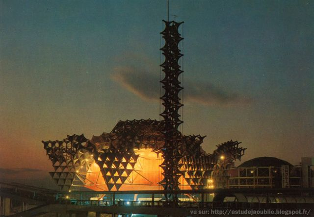 【熱気ヤバい】史上最大規模を誇った「日本万国博覧会 EXPO'70」の建造物たちが (┘°Д°)┘ ナンダコレハ?! な、23画像と2映像:DDN JAPAN