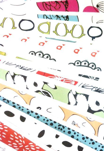 Kuosisuunnittelua värityksineen // Tilaaja/Client:Tekstiilipalevlu Oy // Suunnittelija/Designer: Taina Rautiainen, Laura Saali, Hanna Kääriäinen