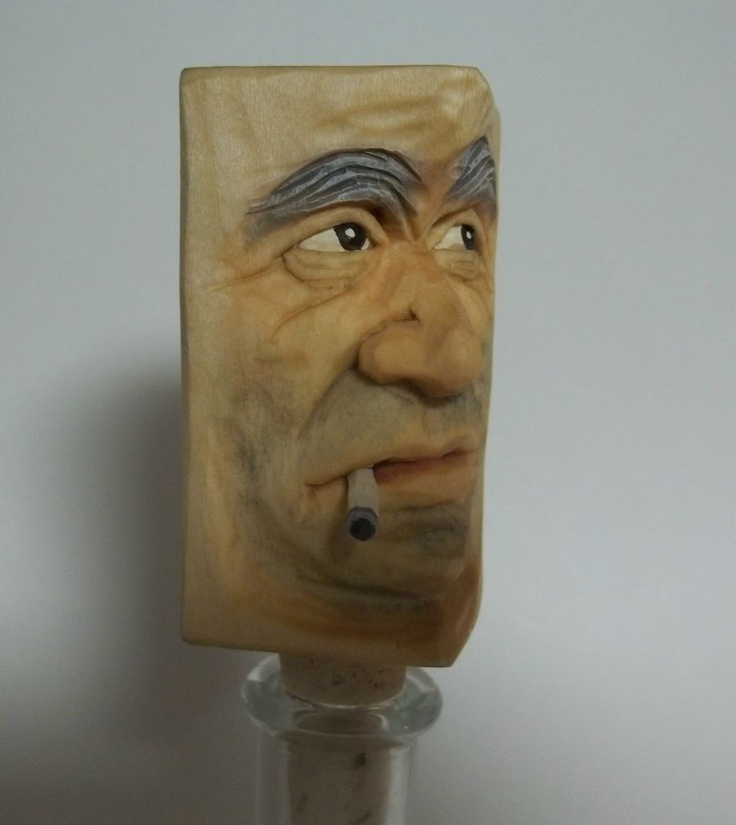 Images about faces on pinterest wood carving
