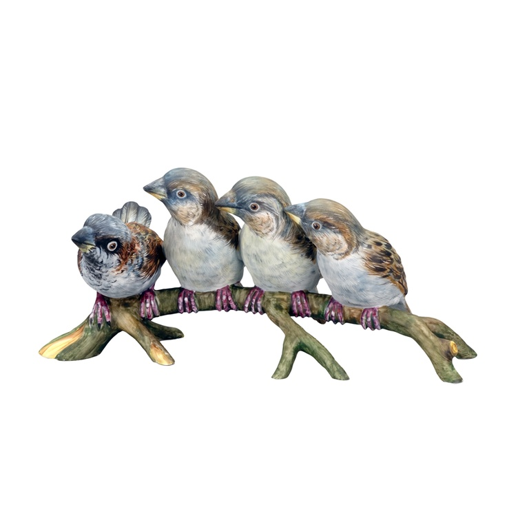 PÁSSAROS – Flight of Sparrows