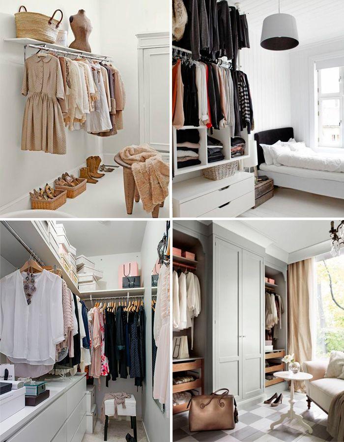 Las 25 mejores ideas sobre armarios abiertos en pinterest for Armarios de habitacion