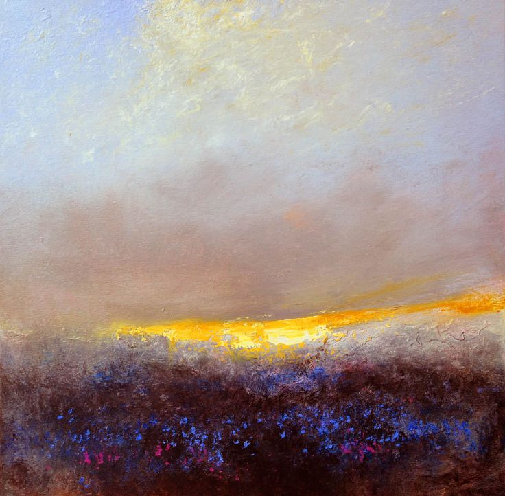 Wild Flowers at Sunset by chrishankey on Etsy