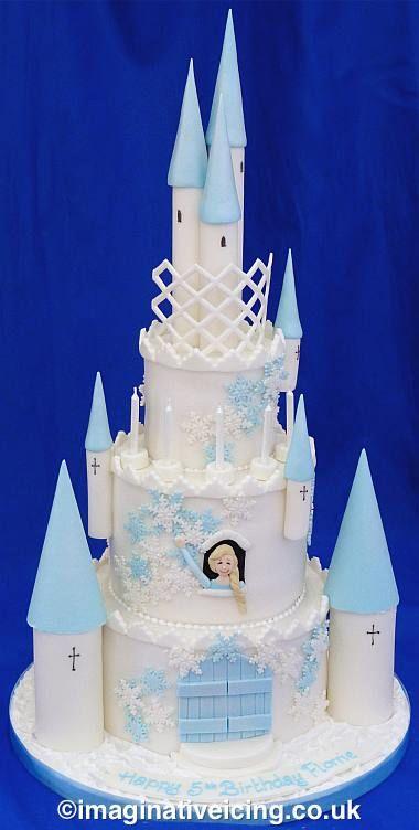 Frozen Birthday Cakes Hull